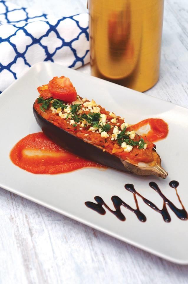Традиционная греческая кухня в Порто Миконос