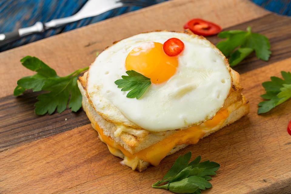 завтраки на любой вкус в кафе Бабетта