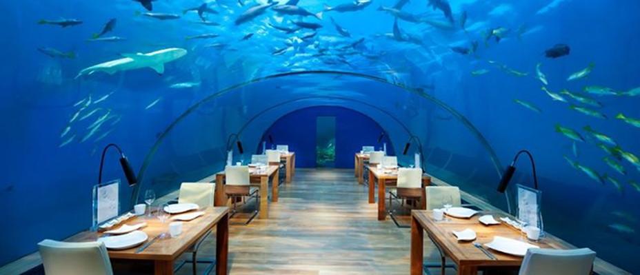 10 ресторанов мира, необычность которых зашкаливает