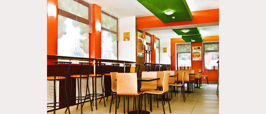 Сила цвета: как рестораны используют цвет для повышения продаж